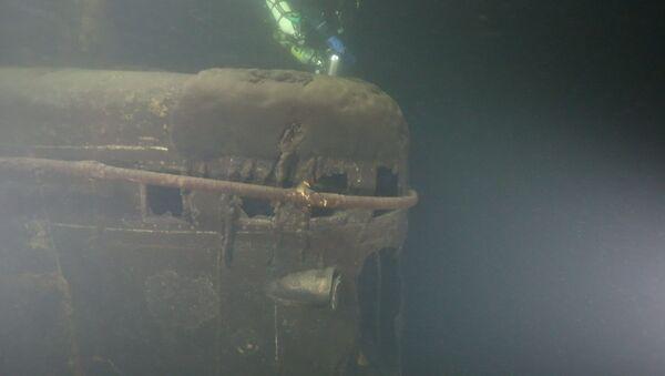 Na dně Finského zálivu našli dvě sovětské ponorky z doby Velké vlastenecké války - Sputnik Česká republika
