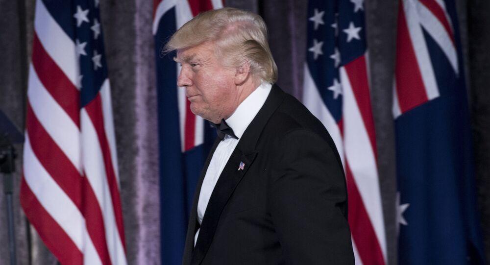 Americký prezident Donald Trump