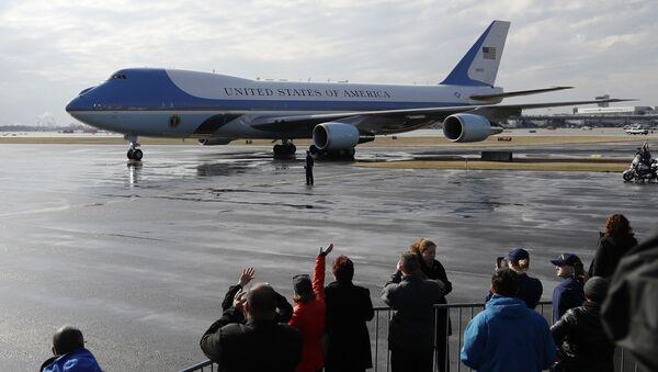 Letadlo Boeing-747 - Sputnik Česká republika