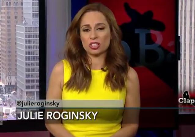 """Moderátorka Fox News promluvila rusky v očekávání """"příchodu pánů"""""""