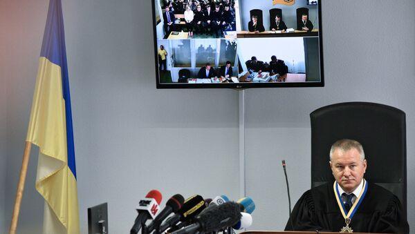 Zasedání Oblonského soudu - Sputnik Česká republika