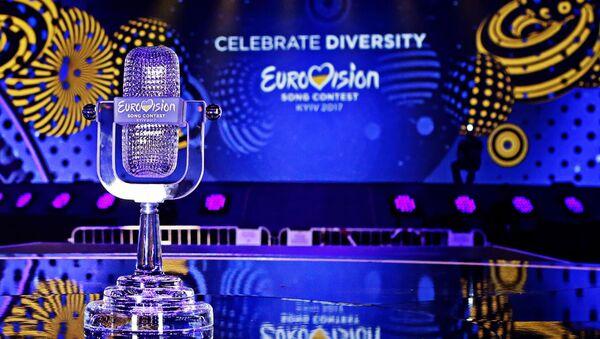 Soutěž Eurovize 2017 v Kyjevě - Sputnik Česká republika