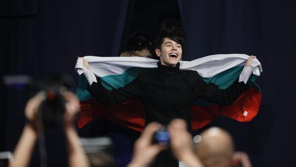 Účastník Eurovize 2017 Kristian Kostov - Sputnik Česká republika