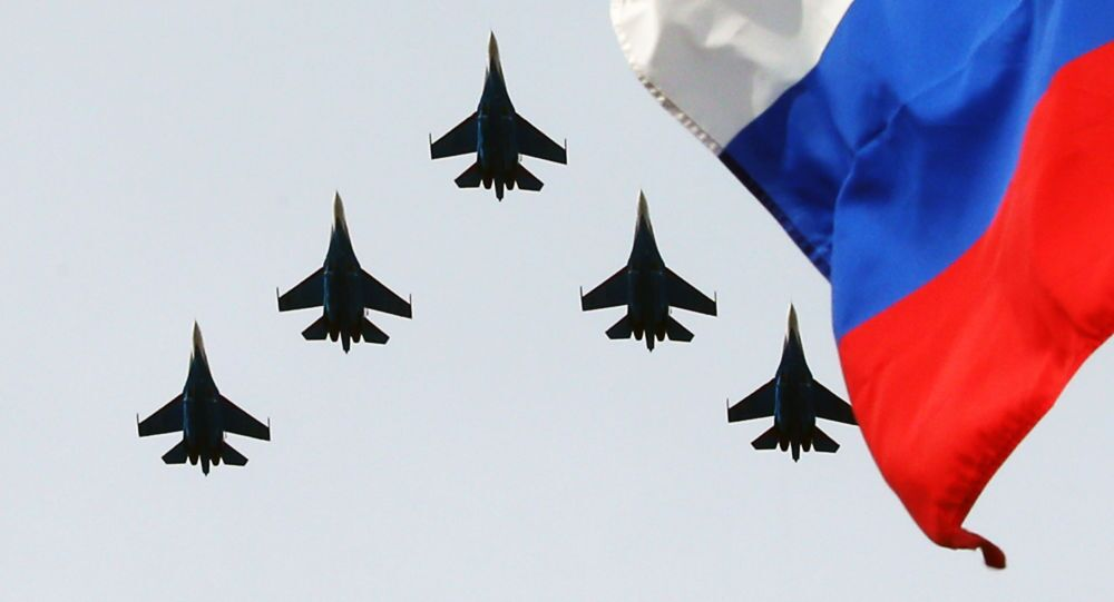 Letecká akrobatická skupina Russkije Vi'tazi