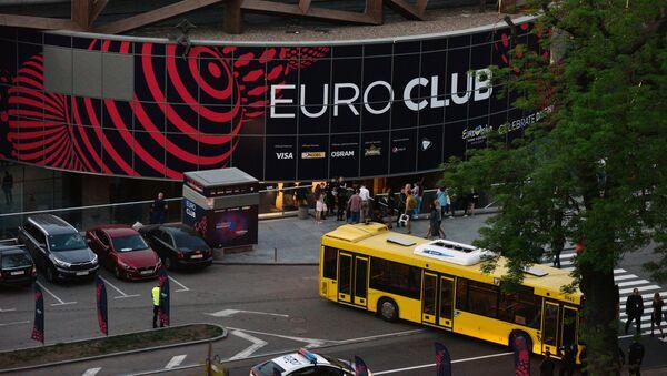Eurovize v Kyjevě - Sputnik Česká republika