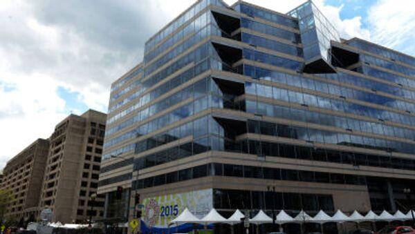 Budova MMF ve Washingtonu - Sputnik Česká republika