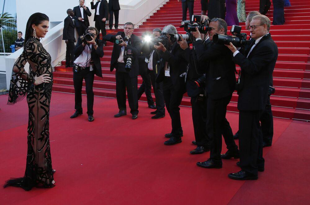 Nejprovokativnější šaty Filmového  festivalu  v Cannes