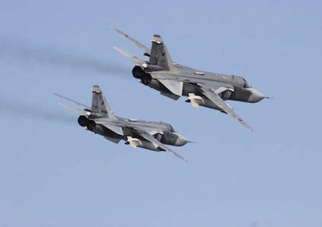 Letadla Su-24