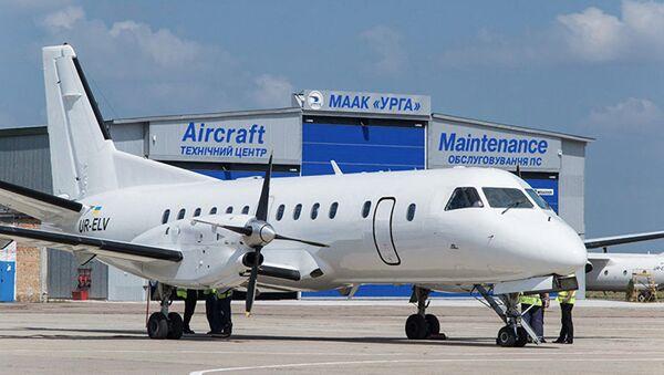 Letadlo společnosti URGA - Sputnik Česká republika