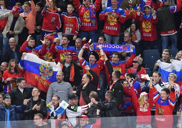 Ruští fanoušci