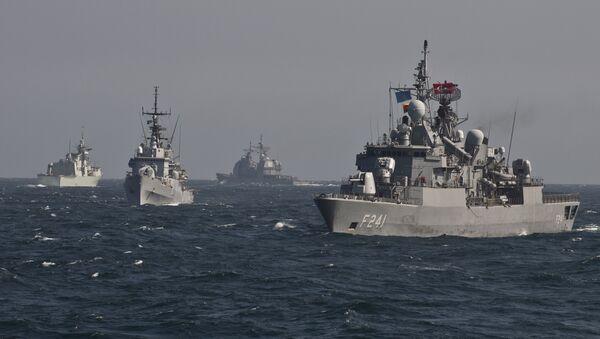Lodě NATO - Sputnik Česká republika