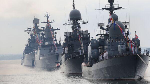 Lodě Baltské flotily - Sputnik Česká republika
