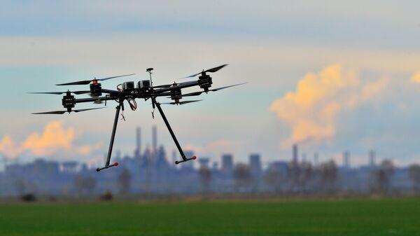 Dron - Sputnik Česká republika