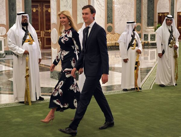 Návštěva Donalda Trumpa v Saúdské Arábii - Sputnik Česká republika