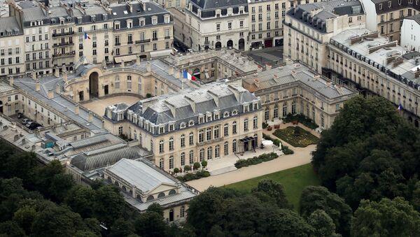 Budova francouzského ministerstva zahraničních věcí. Ilustrační foto - Sputnik Česká republika