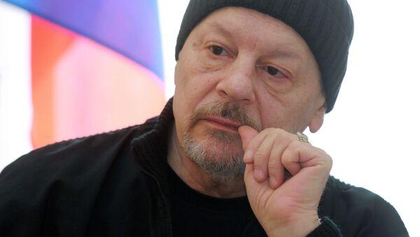 Divadelní režisér, národní umělec Ruska a vnuk Josefa Stalina Alexandr Burdonskij - Sputnik Česká republika