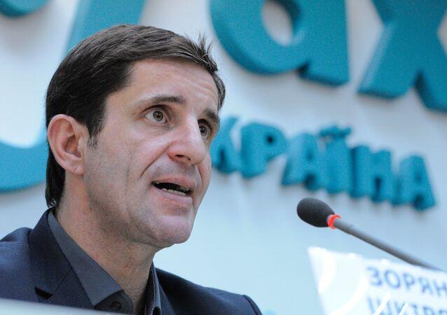 Poradce ukrajinského ministra vnitra Zorjan Škirjak