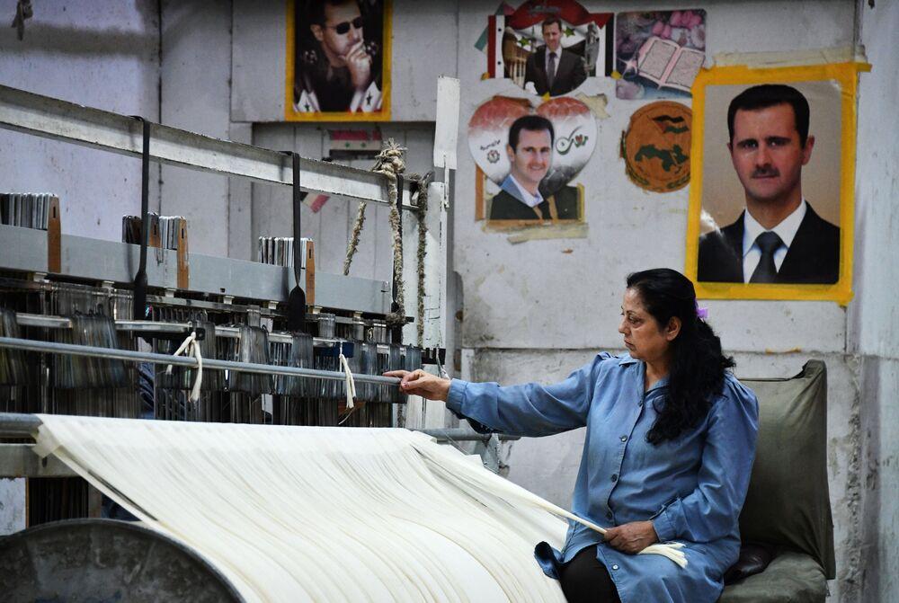 Syrský průmysl