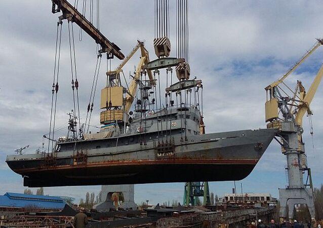 Potápěčská loď U700