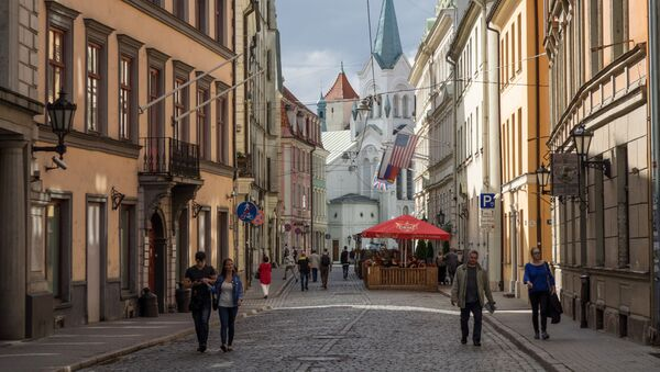 Riga, Lotyšsko. Ilustrační foto - Sputnik Česká republika
