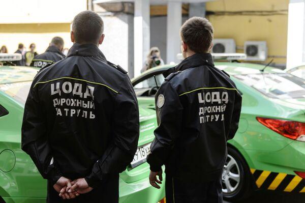 V Moskvě ukázali novou Silniční patrolu - Sputnik Česká republika