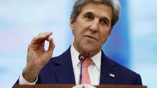 Bývalý americký ministr zahraničí Joh Kerry - Sputnik Česká republika