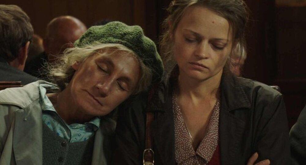 Záběr z filmu  A Gentle Creature