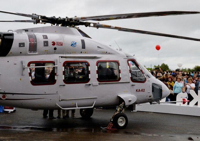 Vrtulník Ka-62