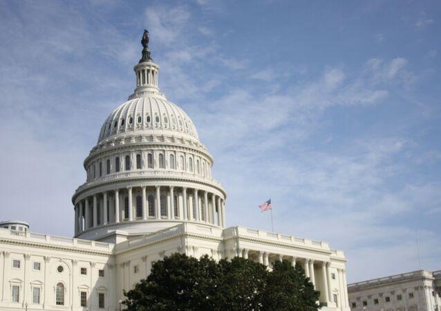 Budova Kongresu v USA