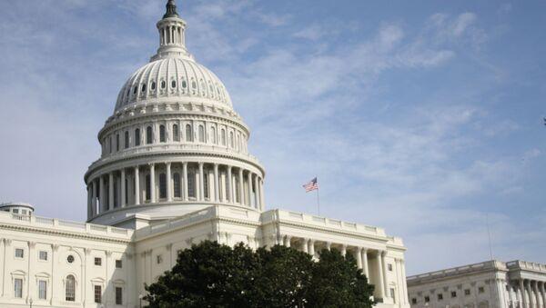 Budova Kongresu v USA - Sputnik Česká republika