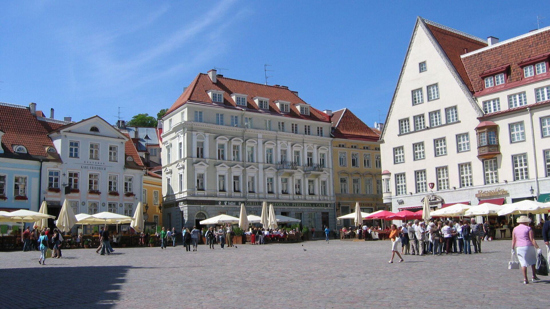 Tallinn, Estonsko - Sputnik Česká republika, 1920, 15.07.2021