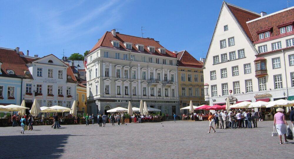 Tallinn, Estonsko