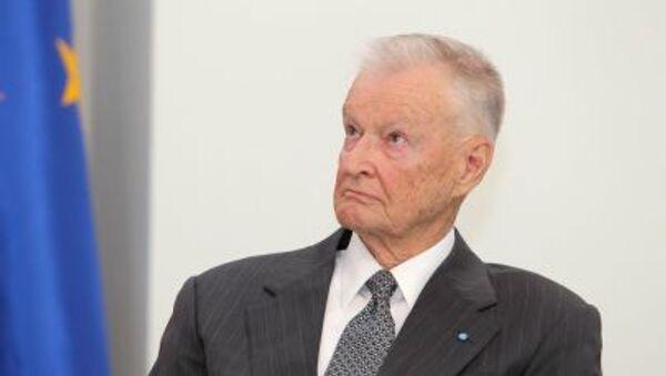 Zbigniew Brzezinski - Sputnik Česká republika