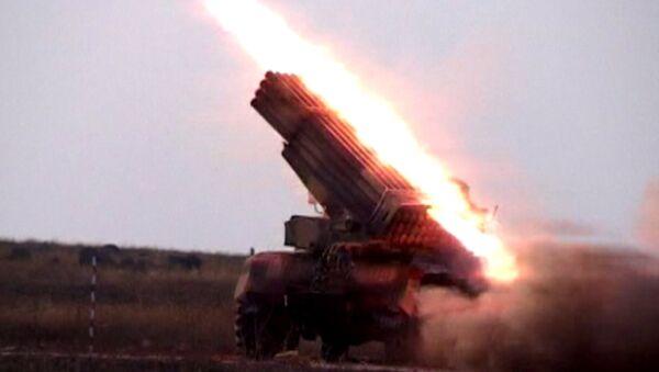 Syrská armáda vytěsnila bojovníky Islámského státu z vojenské základny - Sputnik Česká republika