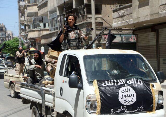 Příslušníci an-Nusry