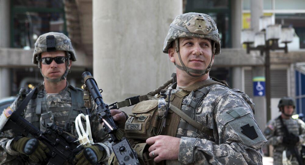 Národní garda USA