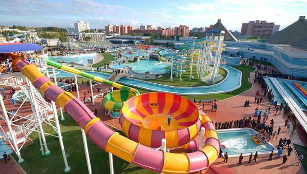 Aquapark. Archivní foto - Sputnik Česká republika