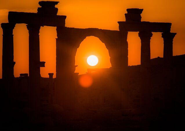 Palmýra