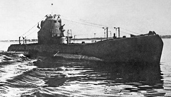 Ponorka typu Ščuka - Sputnik Česká republika