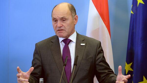 Rakouský ministr vnitra Wolfgang Sobotka - Sputnik Česká republika