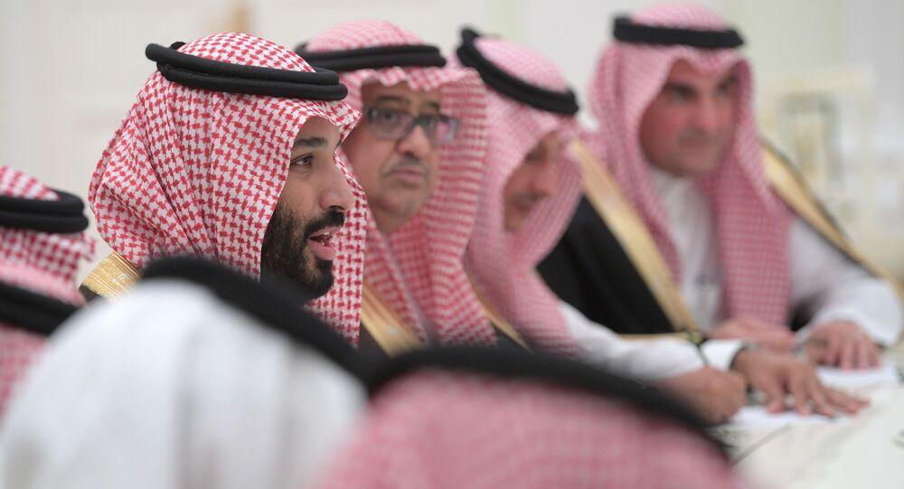 Princ Mohamed bin Salmán
