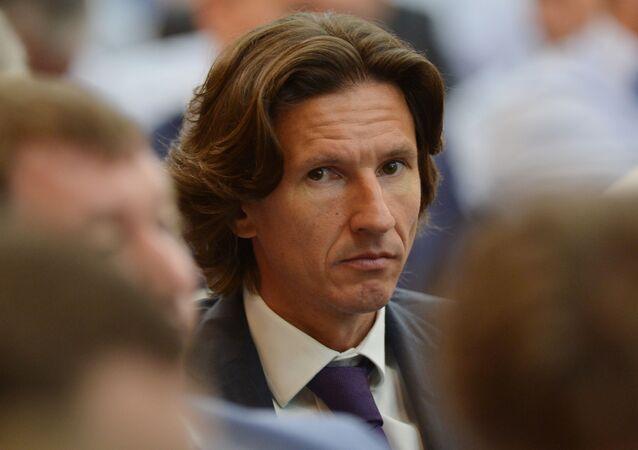 Fotbalista Alexej Smertin