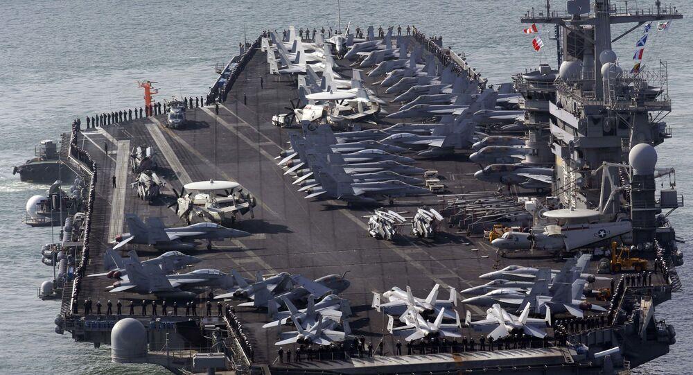 Letadlová lod' Nimitz
