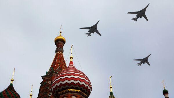 Bombardéry Tu-160 - Sputnik Česká republika