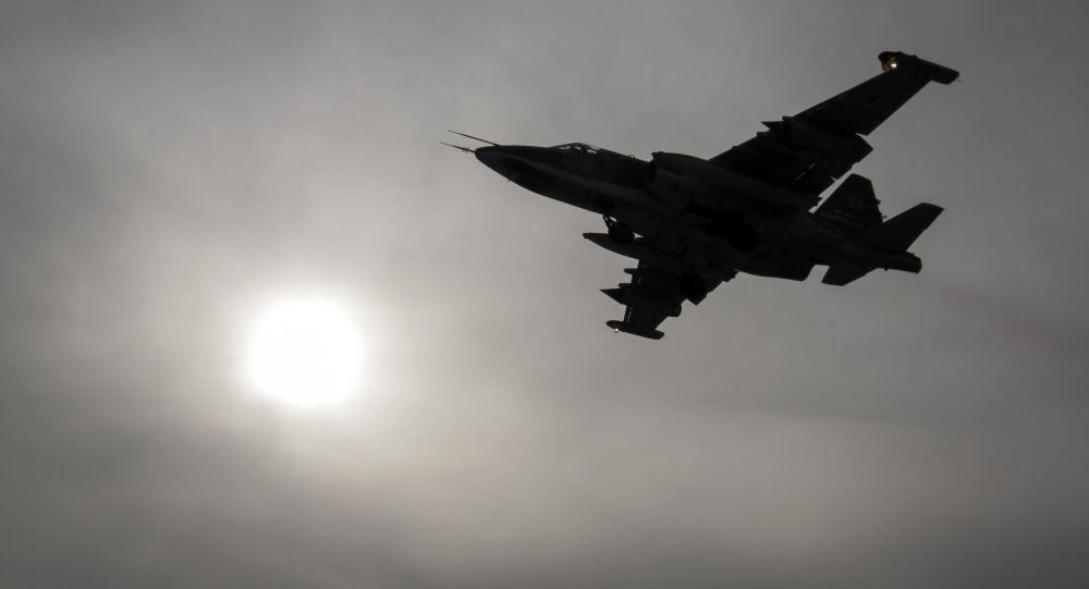 Stíhačka Su-25