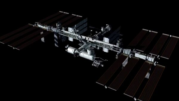 Proces výstavby ISS - Sputnik Česká republika