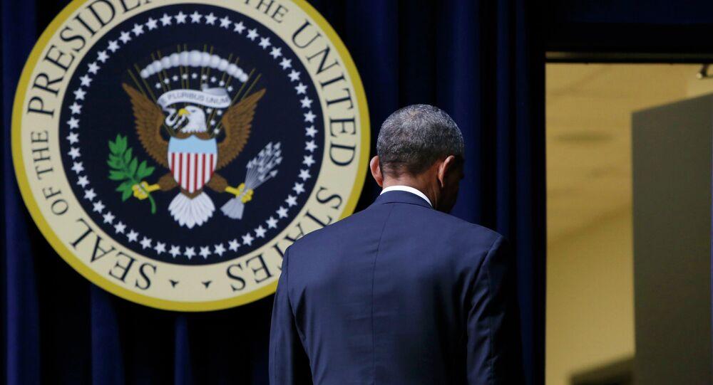 Americký president Barack Obama