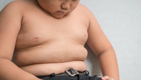 Tlustý chlapec - Sputnik Česká republika