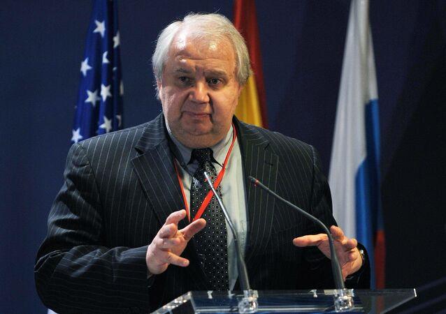 Bývalý velvyslanec RF v USA Sergej Kisljak