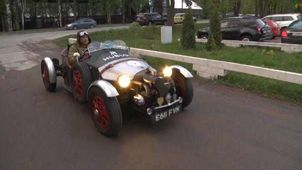 Automobilový závod Rallye míru 2017 - Sputnik Česká republika